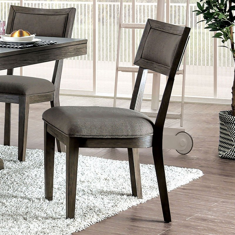 Kitchen Furniture Leeds: Leeds Side Chair (Set Of 2) Furniture Of America
