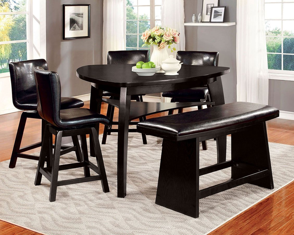 Hurley Counter Height Dining Room Set