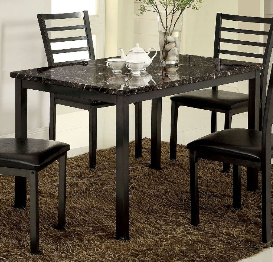 Colman 48 Inch Dining Table Furniture Of America
