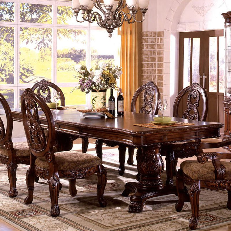 Tuscany I Dining Room Set Furniture Of America
