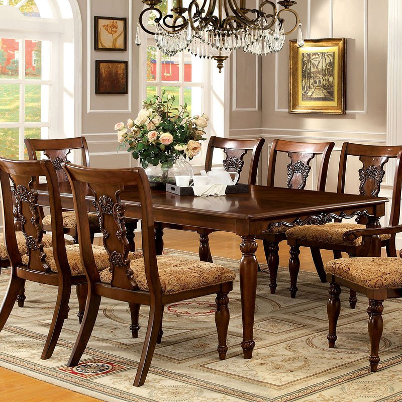 Seymour Dinning Table Furniture Of America