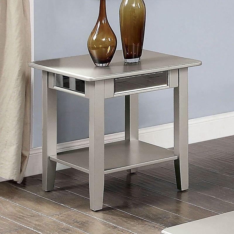 Celestine End Table Furniture Of America