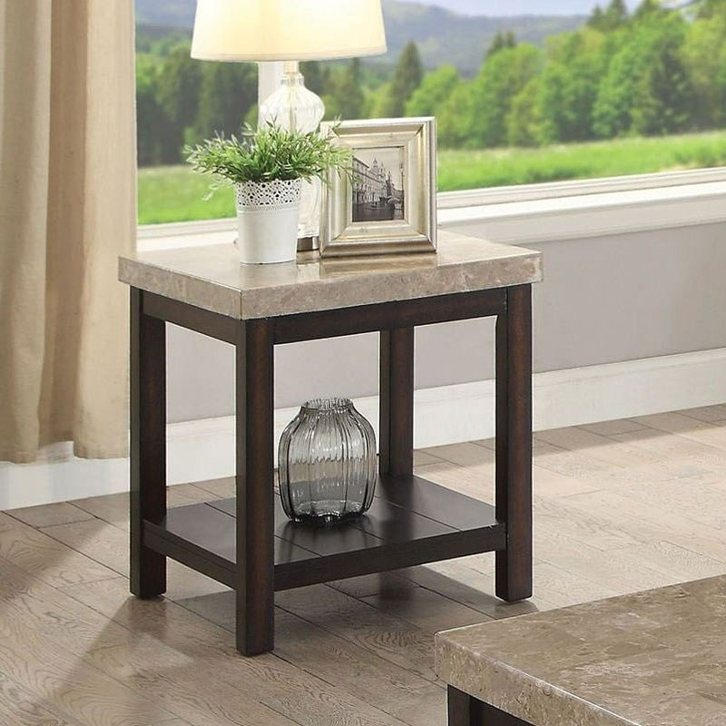 Ashley Furniture Calgary: Calgary Occasional Table Set Furniture Of America