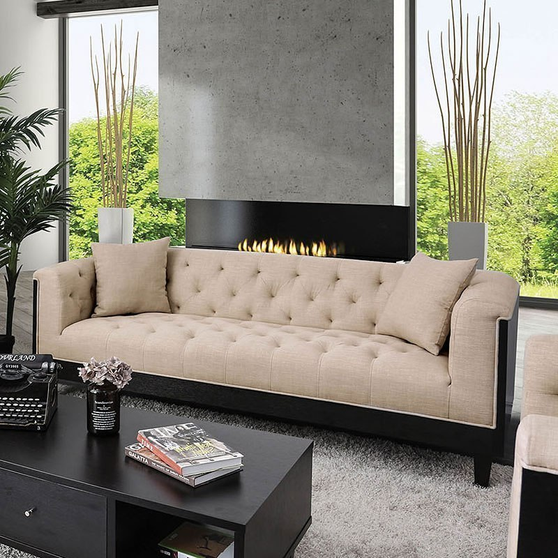 Furniture Of America Living Room Collections: Hillary Living Room Set Furniture Of America