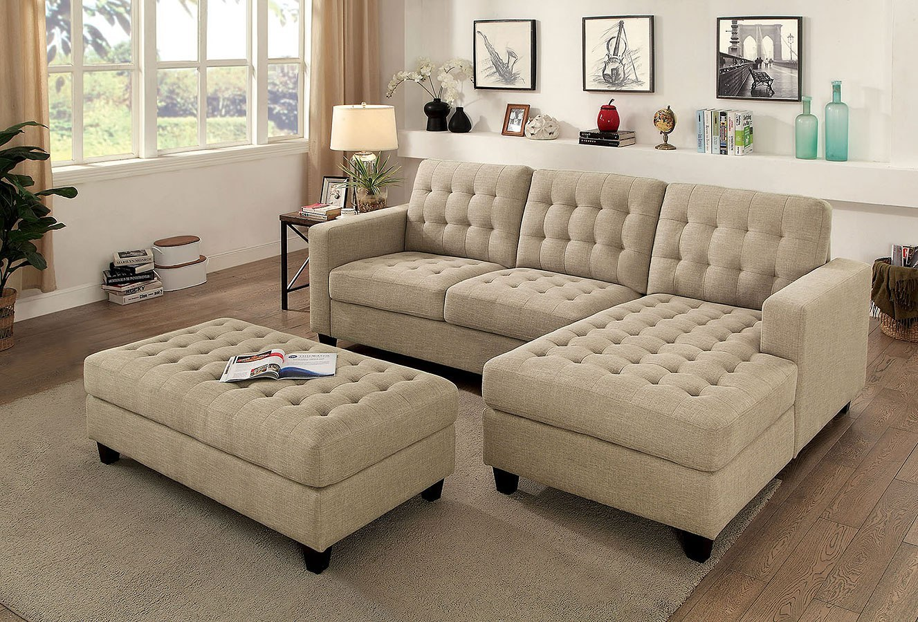 Pleasant Norma Sectional W Ottoman Gmtry Best Dining Table And Chair Ideas Images Gmtryco