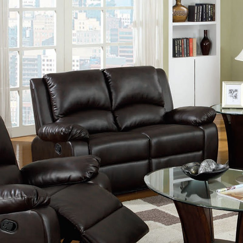 Furniture Of America Living Room Collections: Oxford Reclining Living Room Set W/ Dropdown Table