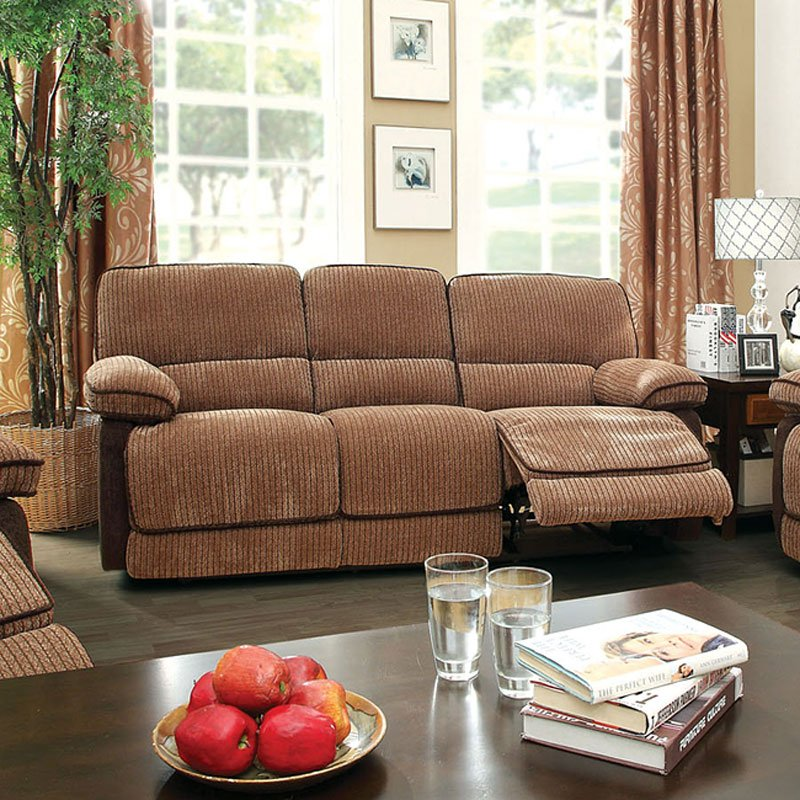 Furniture Of America Living Room Collections: Hazlet Reclining Living Room Set Furniture Of America