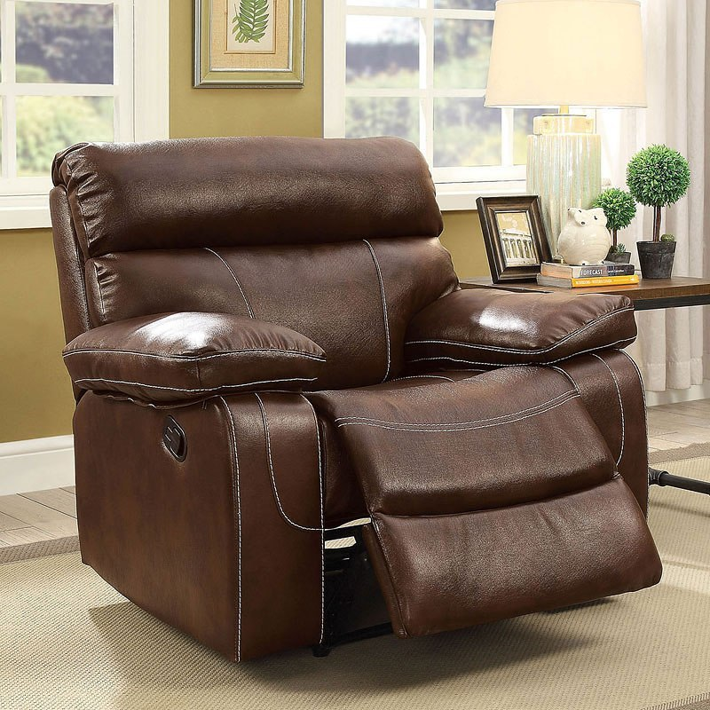 Furniture Of America Living Room Collections: Kia Reclining Living Room Set Furniture Of America