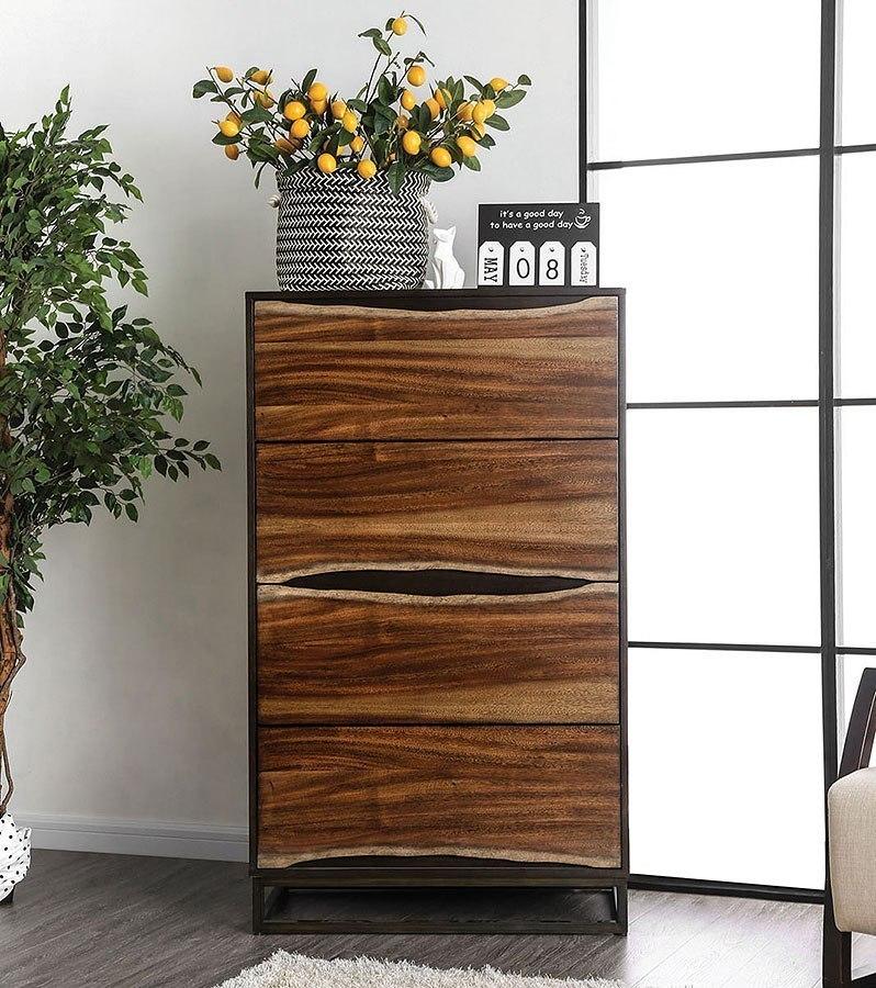 Fulton Panel Bedroom Set Furniture Of America