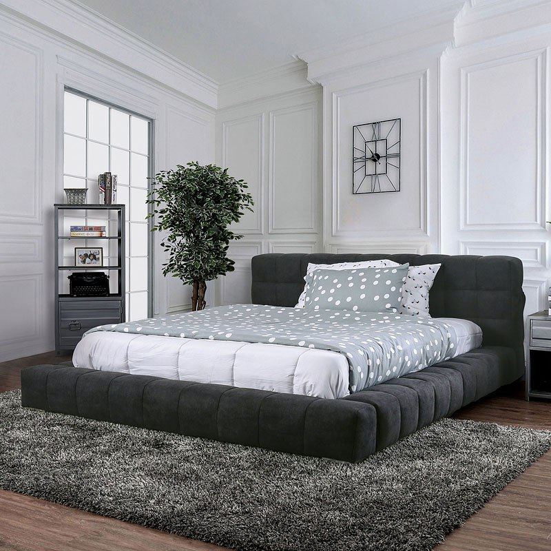 Wolsey Upholstered Low Profile Bed