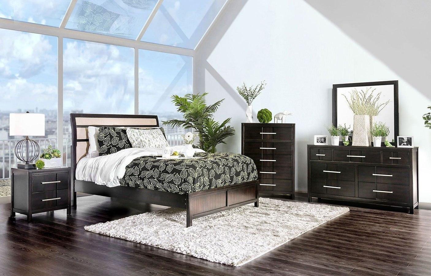 53 Espresso Sleigh Bedroom Sets Best