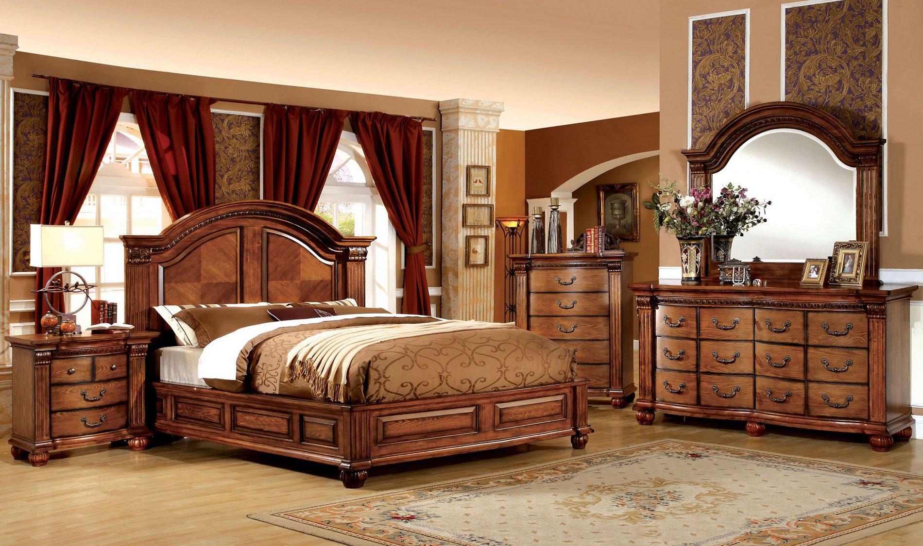 bellagrand panel bedroom set furniture of america furniture cart