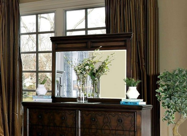 Minerva Mirror By Furniture Of America