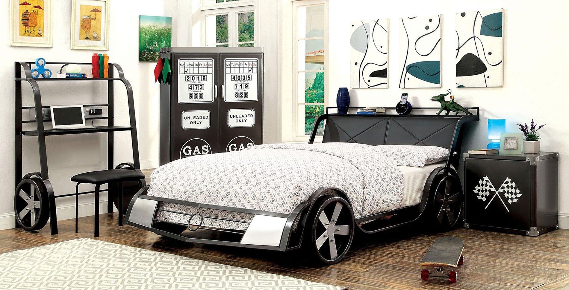 Gt Racer Youth Bedroom Set