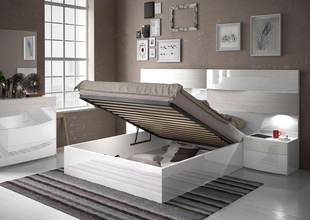 Cordoba Storage Bedroom Set