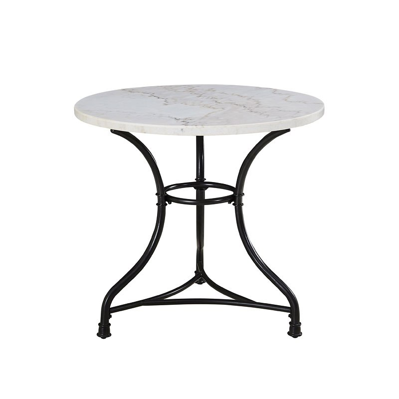 Claire Round Bistro Table Steve Silver Furniture Furniture Cart