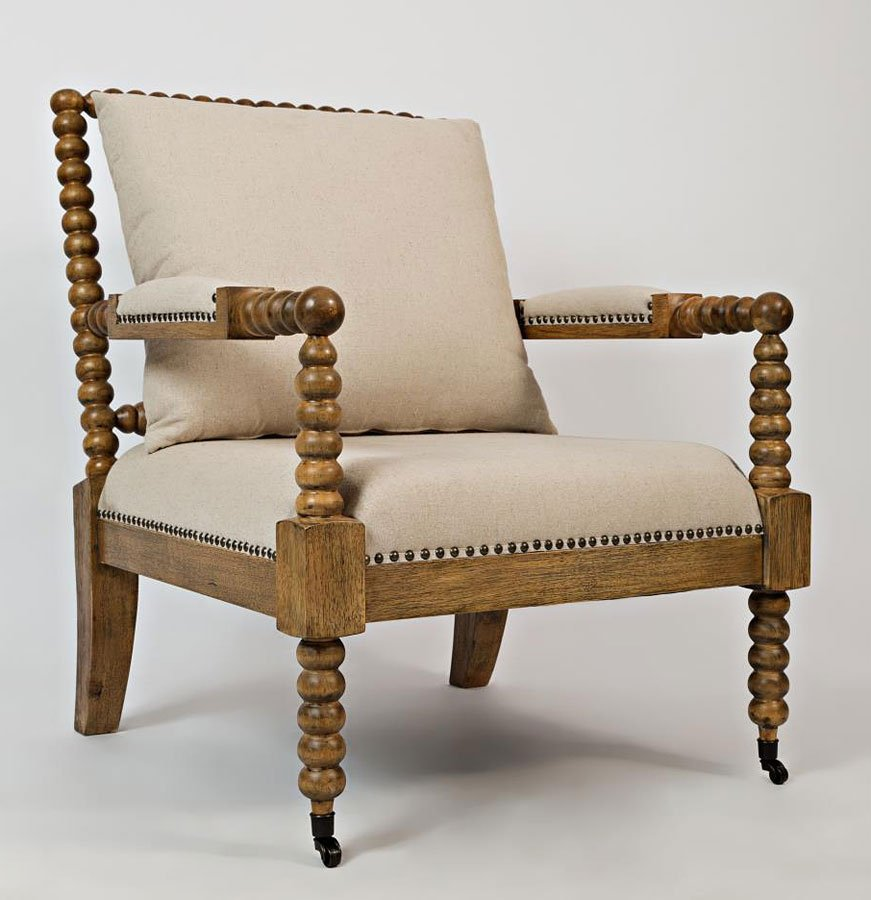Collins Accent Chair Jofran Furniture Furniture Cart