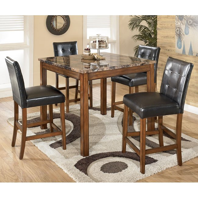 Theo 5-Piece Counter Height Dining Set
