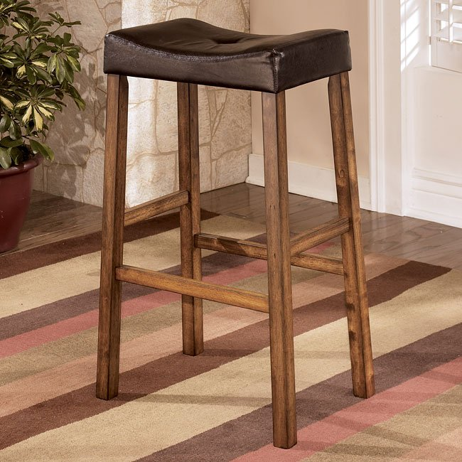 Berringer 30 Inch Bar Stool Set Of 2 Signature Design By Ashley