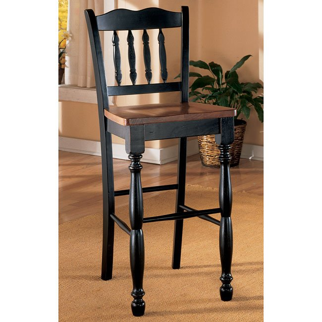 Fabulous Cedar Heights 30 Inch Bar Stool Set Of 2 Pabps2019 Chair Design Images Pabps2019Com