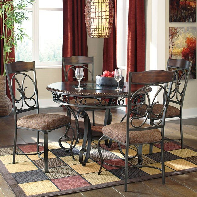 Room Store Dining Room Sets: Glambrey Dining Room Set Signature Design