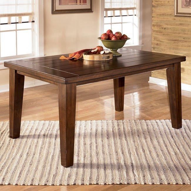 Larchmont Rectangular Dining Room Set Signature Design 2
