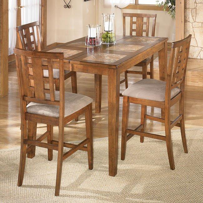 Tucker Counter Height Dining Room Set