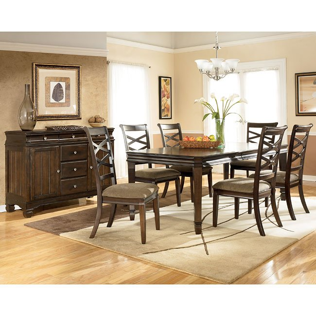Hayley Dining Room Set Signature Design By Ashley 1 Reviews