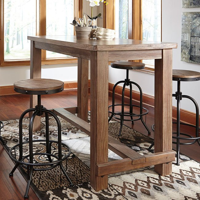 Pinnadel Bar Table