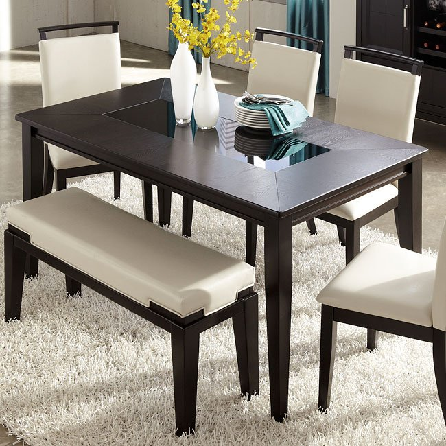 Trishelle Rectangular Dining Table Signature Design By