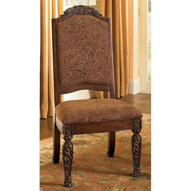 North Shore Upholstered Side Chair (Set of 2)