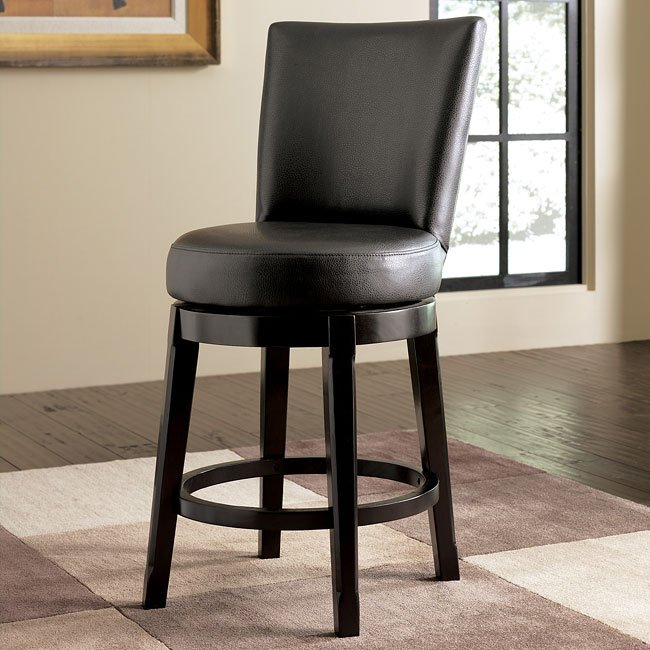 Emory 24 Inch Bar Stool W Swivel Millennium 1 Reviews Furniture Cart