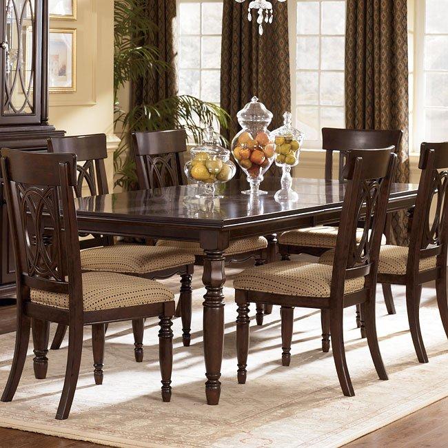 Ashley Millenium Furniture: Leighton Dining Room Set Millennium