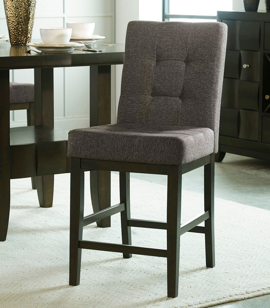 Chanella Upholstered Barstool (Set of 2)
