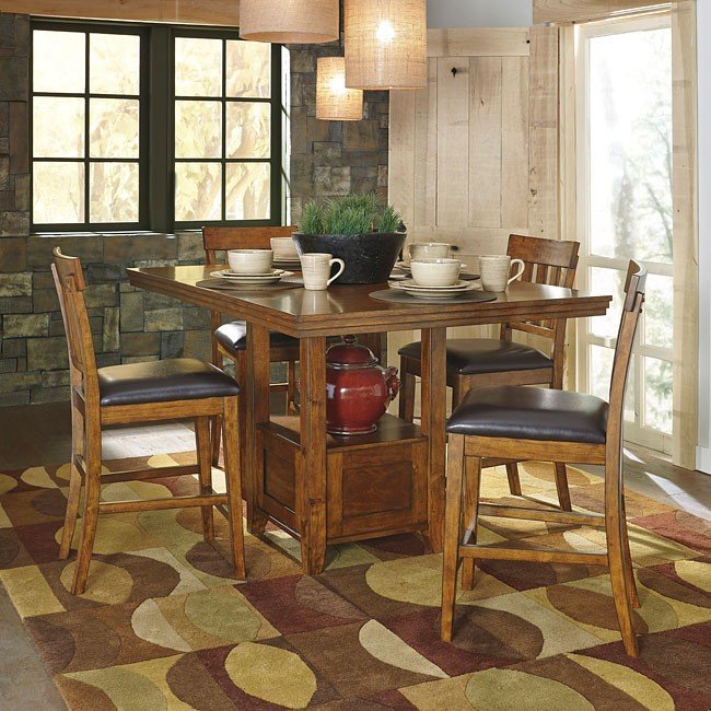 Ralene Counter Height Dining Room Set Signature Design
