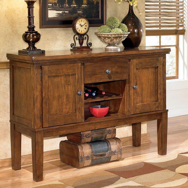 Ralene Dining Room Set Signature Design Furniture Cart