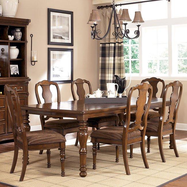 Wisteria Dining Room Set Millennium Furniture Cart