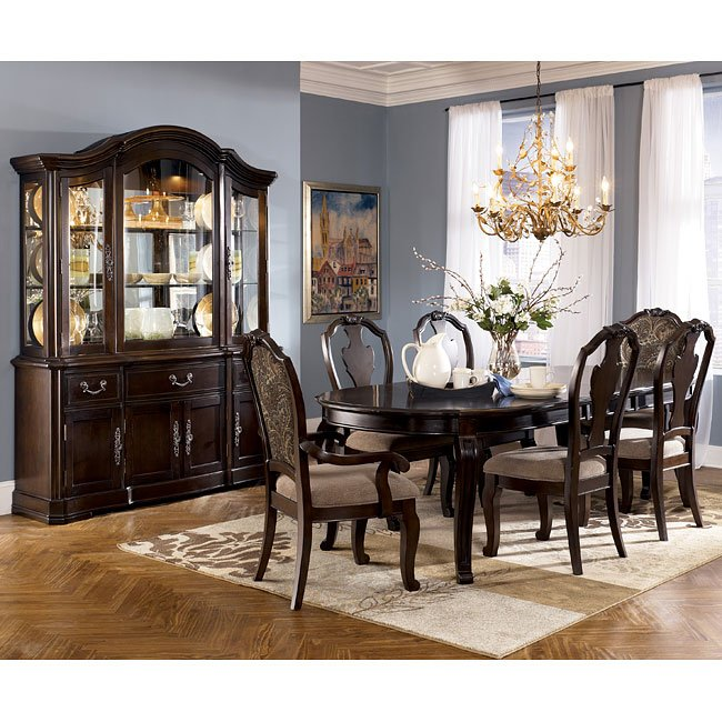 Formal Dining Room Furniture: Barclay Place Formal Dining Room Set Millennium
