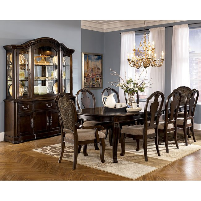 Formal Dining Room Set: Barclay Place Formal Dining Room Set Millennium