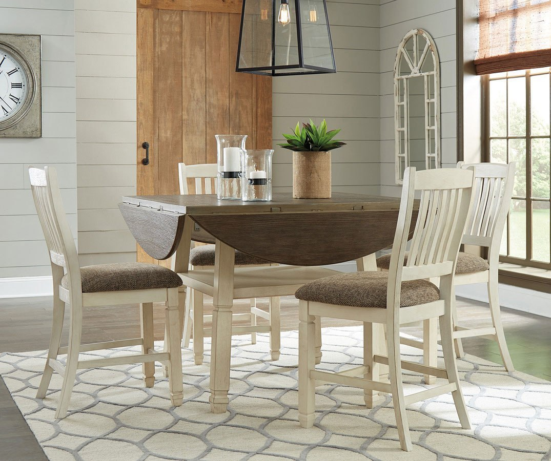 Bolanburg Counter Height Dining Room Set