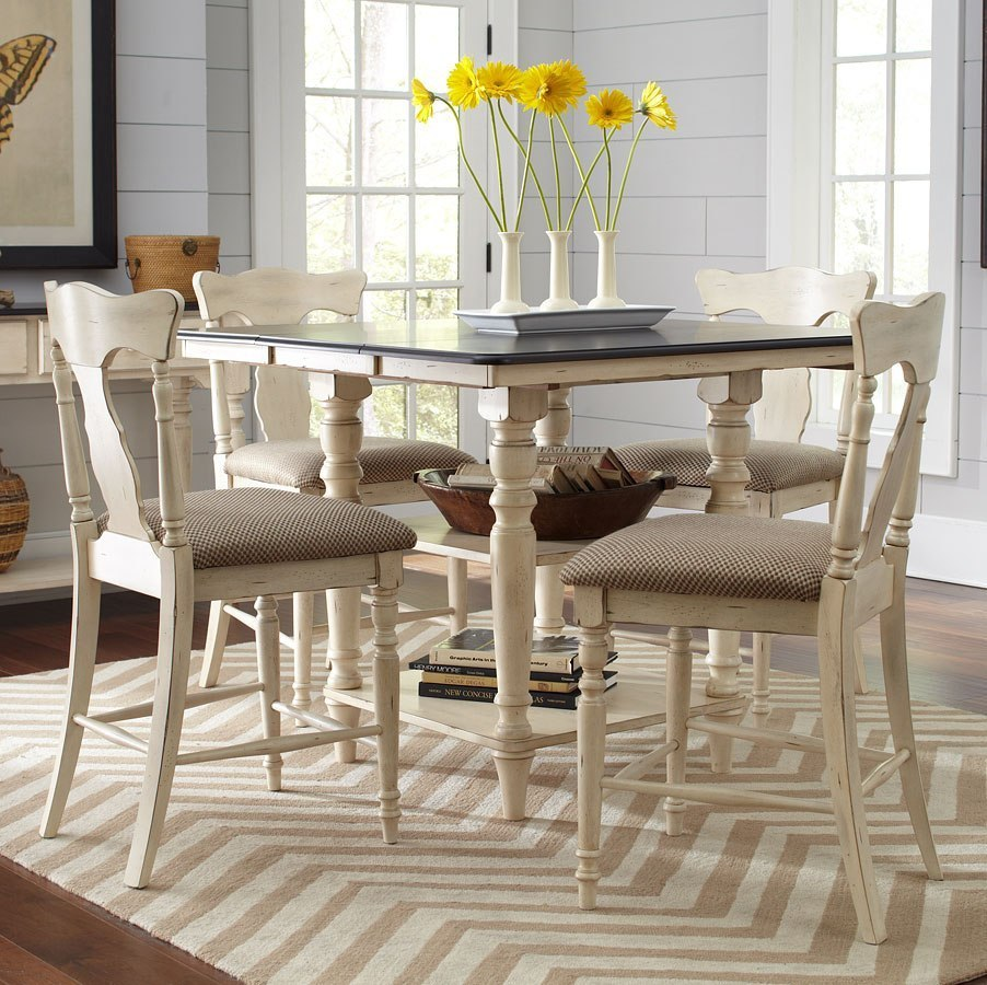 Bristol Cottage Counter Height Dining Set
