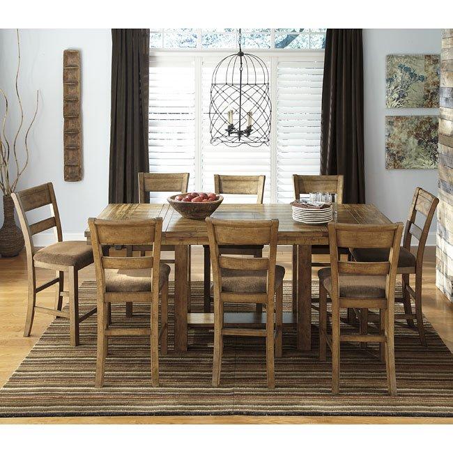 Krinden Counter Height Dining Room Set Signature Design, 1 Reviews ...