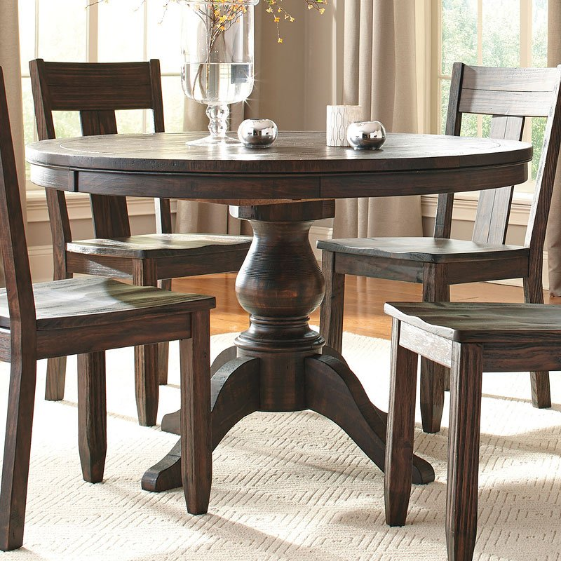 Trudell Round Dining Table