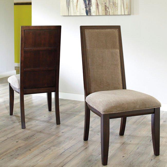 Marxmir Side Chair (Set of 2)