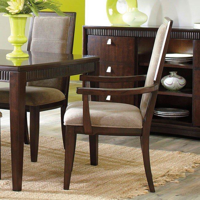 Marxmir Arm Chair (Set of 2)