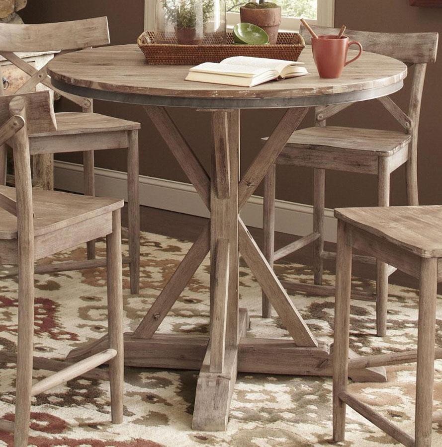Callista Round Counter Height Table