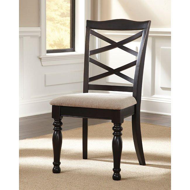 Harlstern Side Chair (Set of 2)