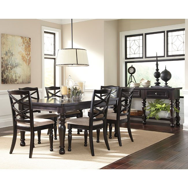 Harlstern Dining Room Set