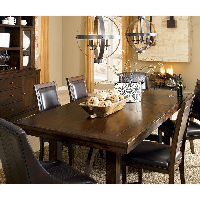 Holloway Dining Room Set