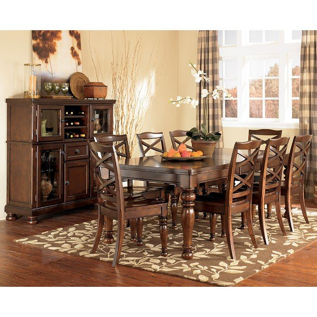 Porter Dining Room Set Millennium, 1 Reviews | Furniture Cart
